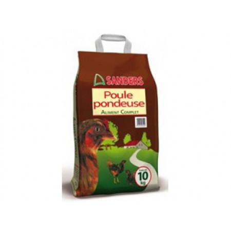 Aliments granulés poules pondeuses 10kg SANDERS