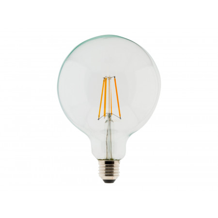 Ampoule à filament LED Globe 7W E27 810lm 2700K
