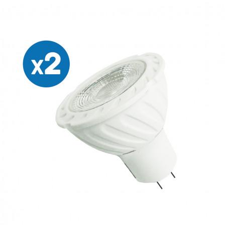Ampoule à réflecteur LED 3,5 W GU5,3 X 2