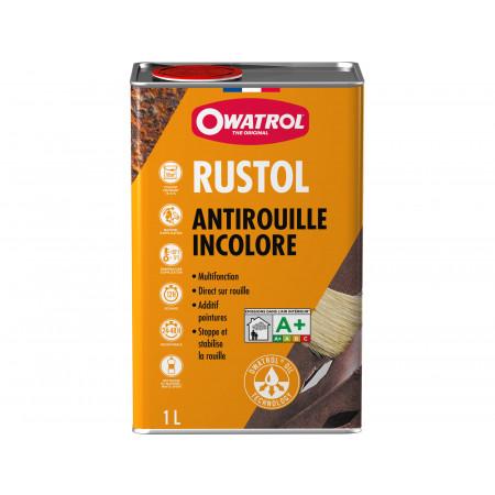 Antirouille incolore multifonction RUSTOL OWATROL 1L
