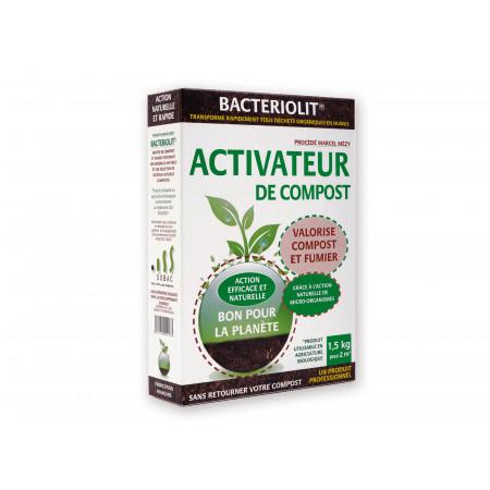 Activateur de compost Bactériolit 1,50kg