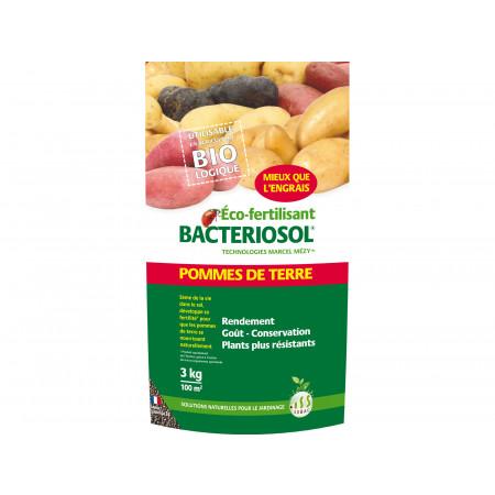 Eco fertilisant Bio pommes de terre 3kg BACTERIOSOL