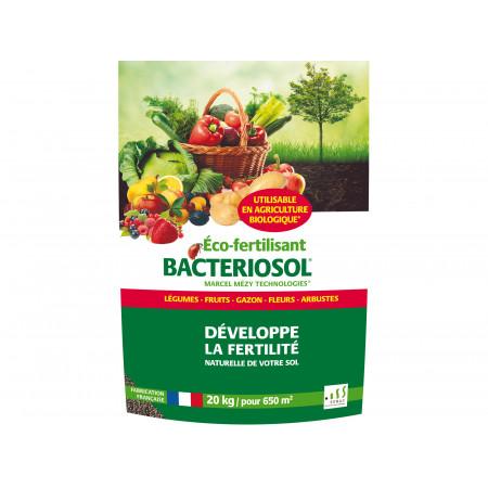 Eco fertilisant Bio universel 20kg BACTERIOSOL