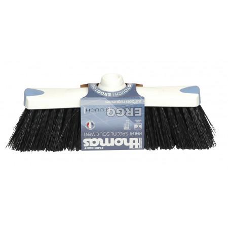 Balai Ergotouch fibre noire dure 29cm