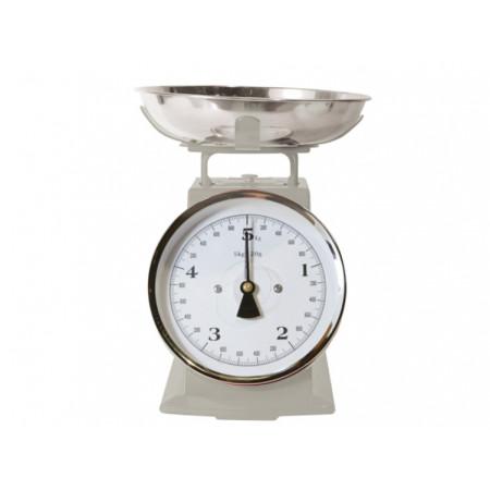 Balance de cuisine mécanique 5kg LE PRATIQUE