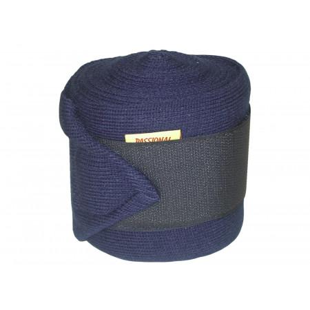 Bandes de repos bleues x4