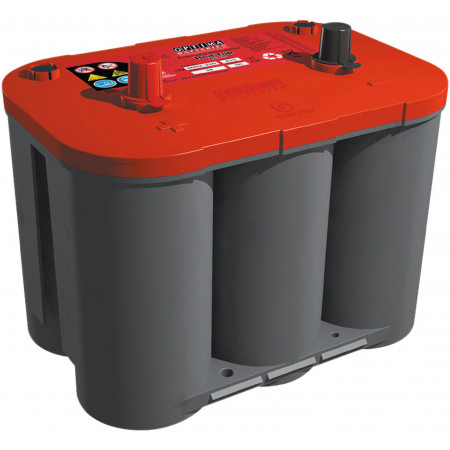 Batterie 12 V Optima Red Top rouge