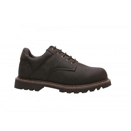 Chaussures de travail basses Dolmen marron