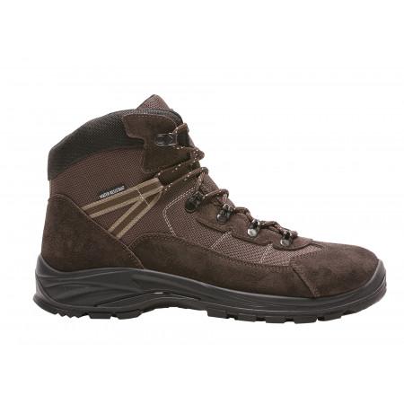 Chaussures de travail hautes Kamikaze marron