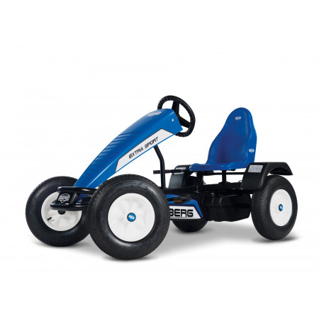 Kart à pédales Extra BFR Sport bleu