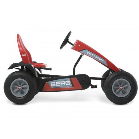 Kart à pédales Extra BFR Sport rouge