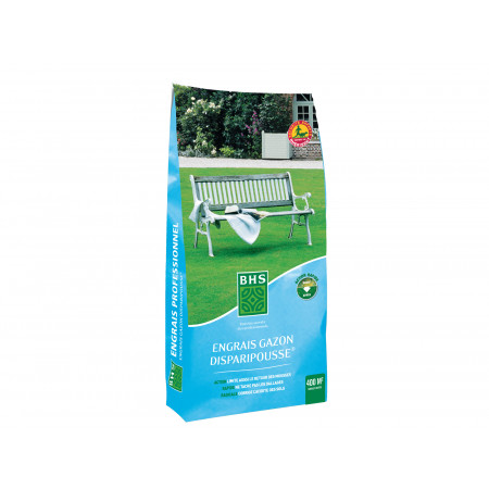 Engrais gazon Disparipousse® 16kg