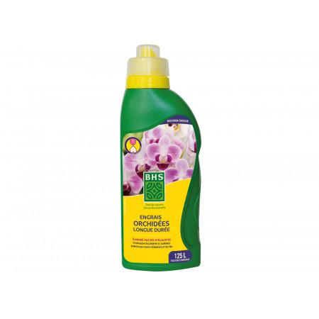 Engrais orchidées 500ml BHS