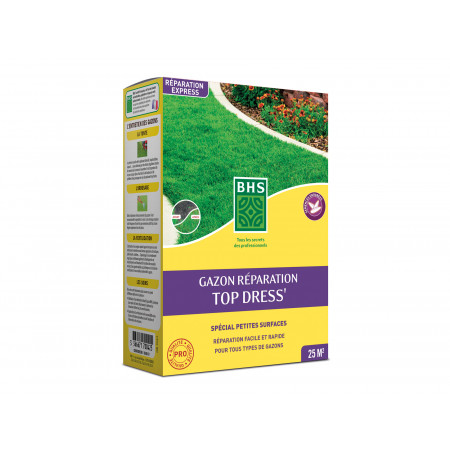 Gazon de regarnissage Top Dress 0,5kg