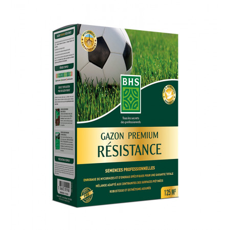 Gazon premium résistance BHS 2,5kg