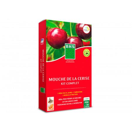 Kit 1 phéromone Mouche de la cerise BHS