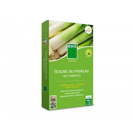 Kit 1 phéromone Teigne du poireau BHS