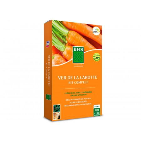 Kit 1 phéromone Ver de la carotte BHS