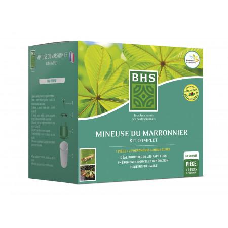 Kit 2 phéromones Mineuse du marronnier BHS
