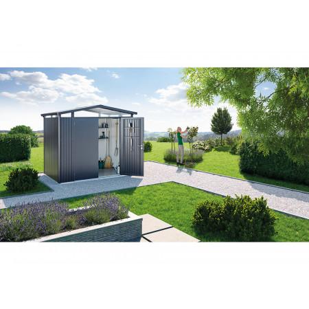 Abri de jardin métal Panorama® 5,40 m²