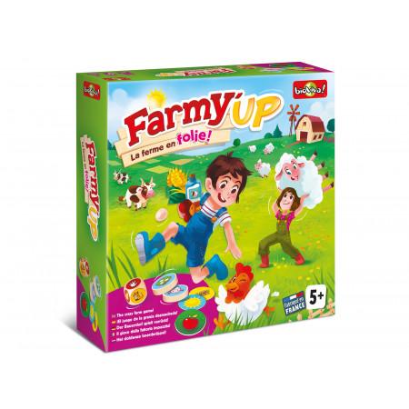 Jeu Farmy Up