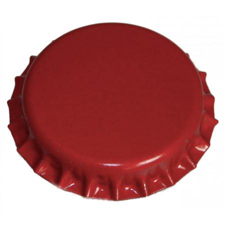 Capsules rouges Ø29mm X100
