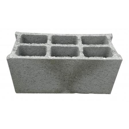 Bloc béton creux B40 500x200x250 mm