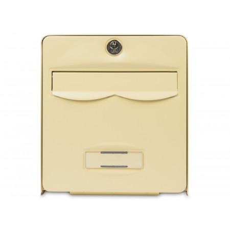 Boite aux lettres Balthazar 1 porte beige