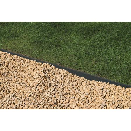 Bordure de jardin à enfouir rouleau H.14cm x L.10m