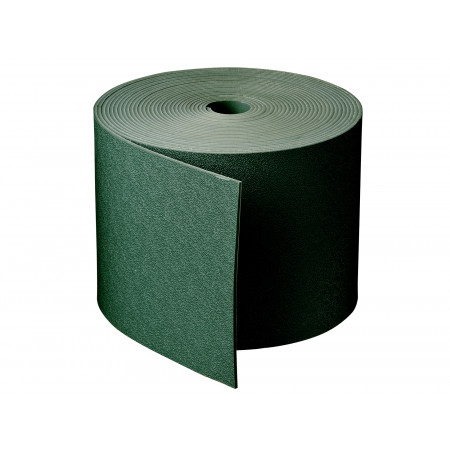 Bordure de jardin PE recyclé rouleau H.15cm x L.10m vert