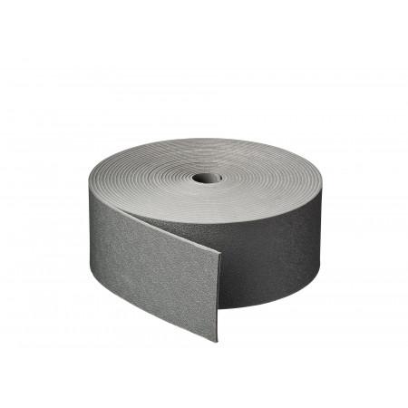 Bordure de jardin PE recyclé rouleau H.7,5cm x L.10m gris