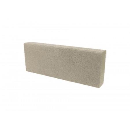 Bordure Torino 50x20x6,5cm Ton pierre