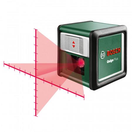 Niveau laser Quigo+ BOSCH avec trépied