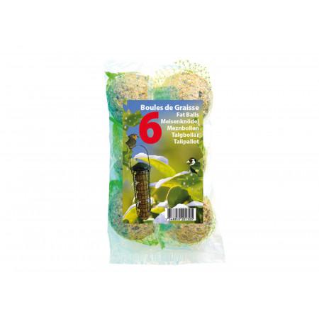 Boules de graisse Belcanto 6x90g