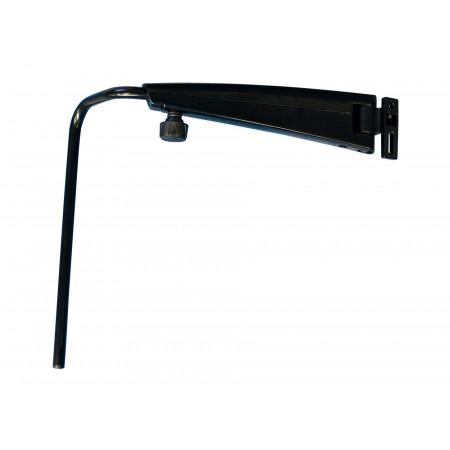 Bras télescopique de rétroviseur gauche Ø20mm lg.max 691mm