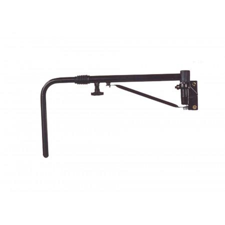 Bras télescopique de rétroviseur gauche Ø20mm lg.max 720mm