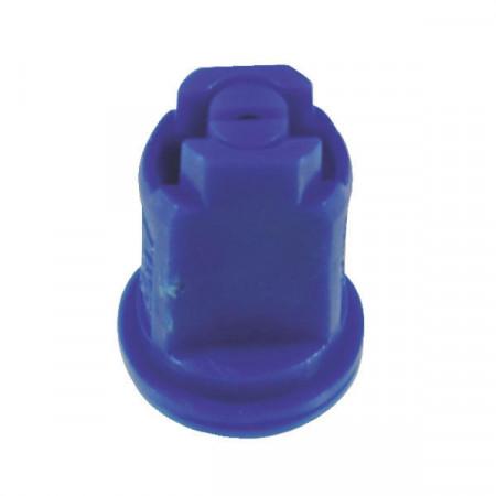 Buse à injection d'air AIXR 110° Ø 8 mm bleu plastique