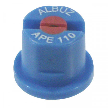 Buse à pinceau APE 110° Ø 11 mm bleu céramique