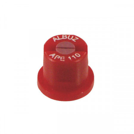 Buse à pinceau APE 110° Ø 11 mm rouge céramique