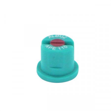 Buse à pinceau APE 110° Ø 11 mm turquoise céramique
