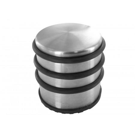 Butée à poser acier inox ø76 cylindre CIME