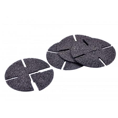 Cale amortisseur gomme contact en pneu recyclé x20