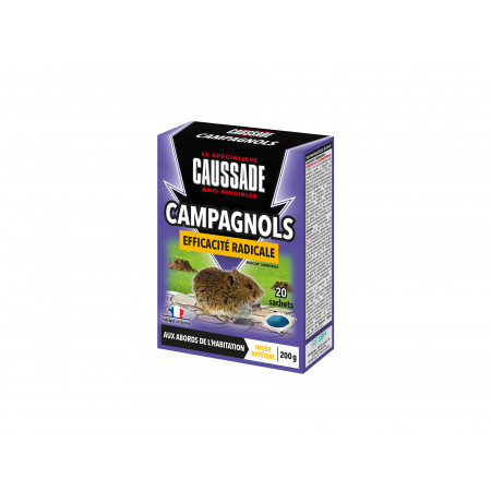 CAMPAGNOLS PATES 200 G CAUSSADE