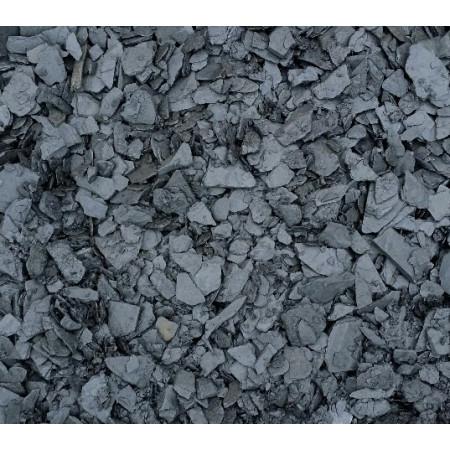 Ardoise pilée noire 10/50 25kg
