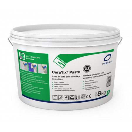 Colle carrelage Cera'fix® Paste 8kg