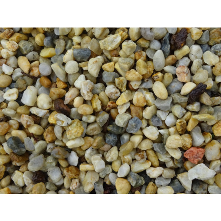 Graviers multicolores 10/16 375kg