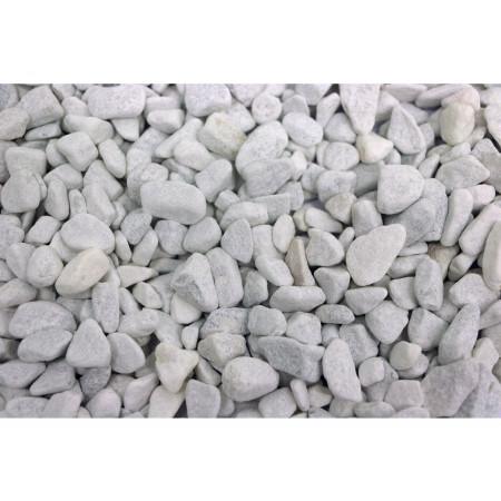 Gravillon concassé marbre blanc 7/13 375kg