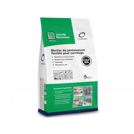 Joint FILL NANOCLEAN 5kg gris ciment