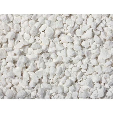 Galet blanc concassé CARRARE 8/12 25kg