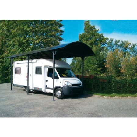 Carport pour camping car et camionnettes
